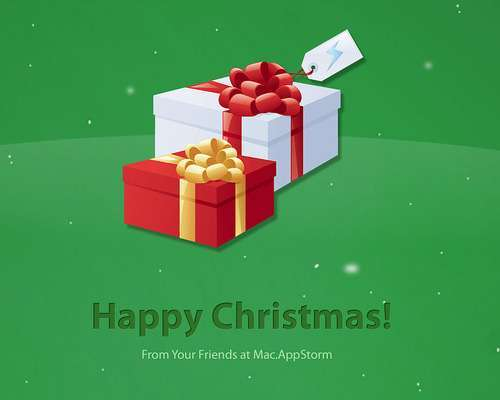 Christmas_wallpaper_Green